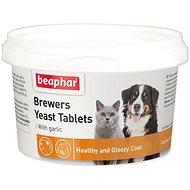 BEAPHAR Tablety Brewers Yeast Tabs 250 pcs - Doplnok stravy pre psov