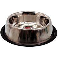DOG FANTASY Miska nerez s gumou 23 cm 0,94 l - Miska pre psa