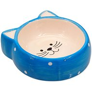 MAGIC CAT Miska keramická s uškami 13 × 4 cm - Miska pre mačky
