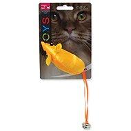 MAGIC CAT hračka myš neon 8,75 cm - Myš pre mačky