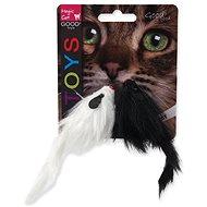 MAGIC CAT - Hračka, myš, plyš hrkajúca, 11 cm, 2 ks - Myš pre mačky