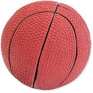 DOG FANTASY hračka latex basketbalová lopta so zvukom 7,5 cm - Hračka pre psov