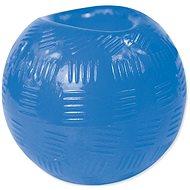 Loptička pre psov DOG FANTASY hračka Strong loptička guma modrá 8,9 cm