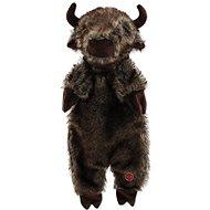 DOG FANTASY hračka skinneeez bizón plyš 50 cm - Hračka pre psov