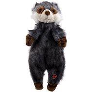DOG FANTASY hračka skinneeez medvedík čistotný plyš 50 cm - Hračka pre psov