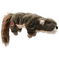 DOG FANTASY hračka plush pískacia veverička 45 cm - Hračka pre psov