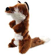 DOG FANTASY hračka plush pískacia líška 45 cm - Hračka pre psov