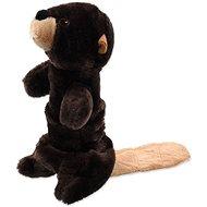 DOG FANTASY hračka plush pískací bobor 45 cm - Hračka pre psov