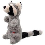 DOG FANTASY hračka plush pískací medvedík čistotný 45 cm - Hračka pre psov