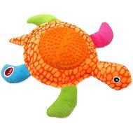 LET´S PLAY hračka korytnačka oranžová 22 cm - Hračka pre psov