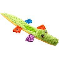 LET´S PLAY hračka krokodýl 60 cm - Hračka pre psov