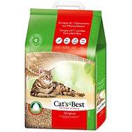 JRS kočkolit cats best original 20l/8,6kg - Podstielka pre mačky