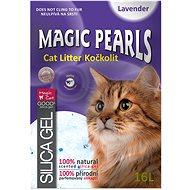 MAGIC PEARLS kočkolit lavender 16l - Podstielka pre mačky
