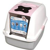 HAGEN toaleta CatIt design ružová - Mačací záchod
