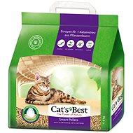 Podstielka pre mačky JRS podstielka cats best smart pellets 10l/5kg