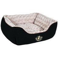 SCRUFFS Wilton box bed čierny - Pelech