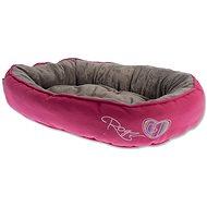 ROGZ pelech Snug Candy Stripes 56×39×13cm - Pelech pre mačky
