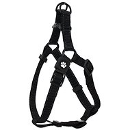 ACTIVE postroj premium L čierny 2,5×65 – 99cm - Postroj pre psa