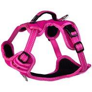 ROGZ postroj explore ružový 1,6×37 – 48cm - Postroj pre psa