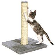 MAGIC CAT odpočívadlo Nora 41×41×62cm sivé - Škrabadlo pre mačky