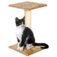MAGIC CAT odpočívadlo Beata 31×31×39cm béžové - Škrabadlo pre mačky