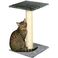 MAGIC CAT odpočívadlo Beata 38×38×60cm sivé - Škrabadlo pre mačky