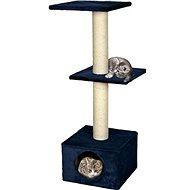 MAGIC CAT odpočívadlo Alexia 35×35×109cm modré - Škrabadlo pre mačky