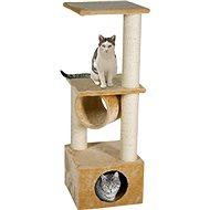 MAGIC CAT odpočívadlo Tamara 36×36×109cm béžové - Škrabadlo pre mačky