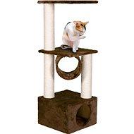 MAGIC CAT odpočívadlo Tamara 36×36×109cm hnedé - Škrabadlo pre mačky