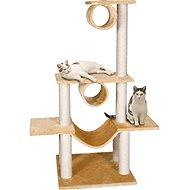 MAGIC CAT odpočívadlo Iveta 103×57×141cm béžové - Škrabadlo pre mačky