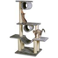 MAGIC CAT odpočívadlo Iveta 103×57×141cm sivé - Škrabadlo pre mačky