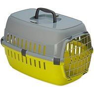 DOG FANTASY prepravka Carrier 48,5×32,3×30,1cm žltá - Prepravka pre psa