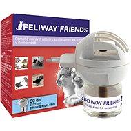 Feliway friends difuzér + fľaštička s náplňou 48ml - Feromóny pre mačky