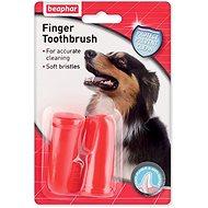 Zubná kefka pre psa Beaphar Dog-A-Dent kefka zubná na prst