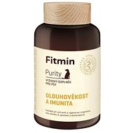Fitmin dog Purity Dlhovekosť a imunita – 200 g - Doplnok stravy pre psov