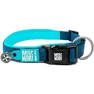 Max & Molly Smart ID obojok polosťahovací Matrix Sky Blue - Obojok pre psa