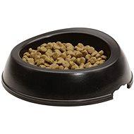 Maelson Miska pre psov a mačky – 1 720 ml – čierna – 31 × 31 × 8,5 cm - Miska pre psa