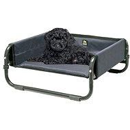 Maelson Skladací cestovný pelech – antracitový – 56 × 56 × 24 cm - Pelech pre psa
