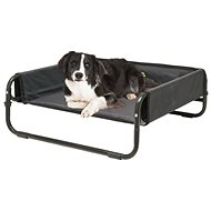 Maelson Skladací cestovný pelech – antracitový – 71 × 71 × 29 cm - Pelech pre psa