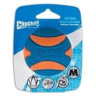 Chuckit! Ultra Squeaker Ball Medium – pískacia - Loptička pre psov