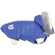 Zolux Odev prešívaná bunda pre psov URBAN modrá