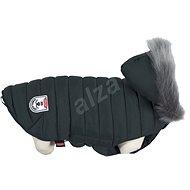 Zolux Oblek prešívaná bunda pre psov URBAN čierna