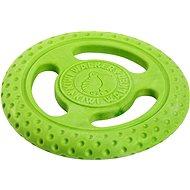 Kiwi Walker Lietajúce a plávajúce frisbee z TPR peny, zelená, 22 cm - Frisbee pre psa