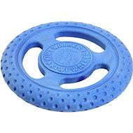 Kiwi Walker Lietacie a plávacie frisbee z TPR peny, modrá, 22 cm - Frisbee pre psa