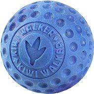 Kiwi Walker Plávajúca loptička z TPR peny, modrá, 9 cm - Loptička pre psov