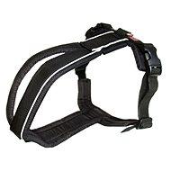 Non-stop dogwear postroj Line 3, čierna - Postroj pre psa
