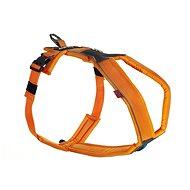 Non-stop dogwear postroj Line 4, oranžová - Postroj pre psa