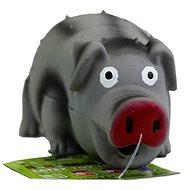 Huhubamboo krochkajúce prasa 21 cm - Hračka pre psov