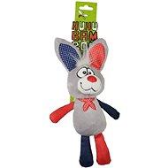 Huhubamboo animal, zajac Dali, 20 cm - Hračka pre psov