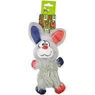 Huhubamboo animal zajac B 15 cm - Hračka pre psov